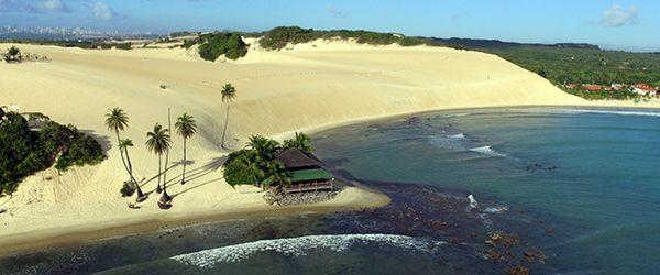 Praia de Genipabu / Melhores Praias de Natal
