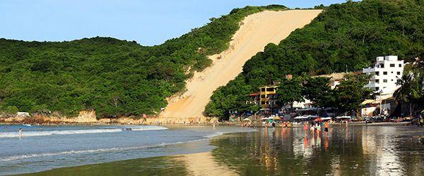Morro do Careca - Ponta Negra
