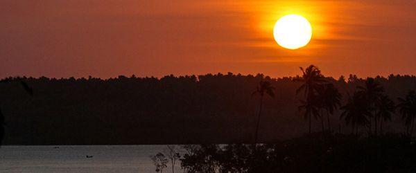 Por do Sol em Tibau do Sul