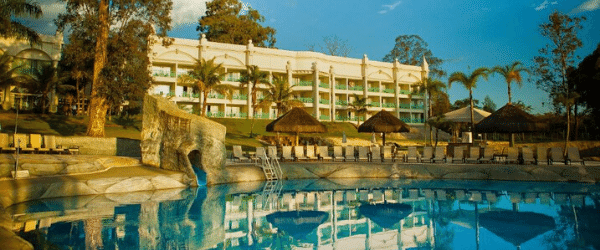 Mavsa Resort All Inclusive em SP