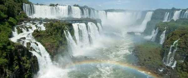 Viajar em Outubro Para Foz do Iguaçu
