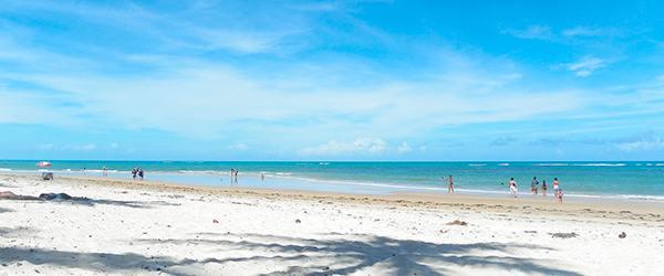 As melhores praias de Arraial d'Ajuda