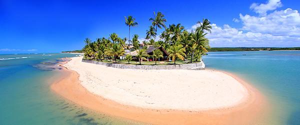 Arraial D'Ajuda Eco Resort Onde Fica