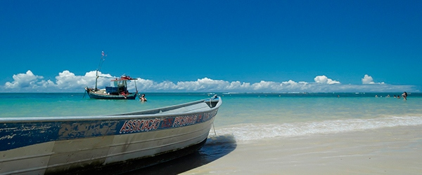 As dez melhores praias do nordeste brasileiro