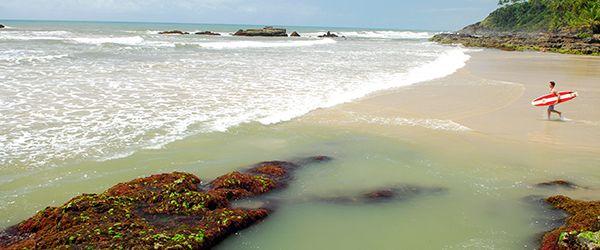 As melhores praias de Itacaré