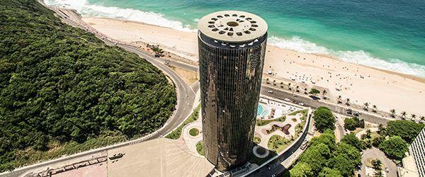 Resorts no Sudeste - Grand Meliá Hotel Nacional Rio de Janeiro