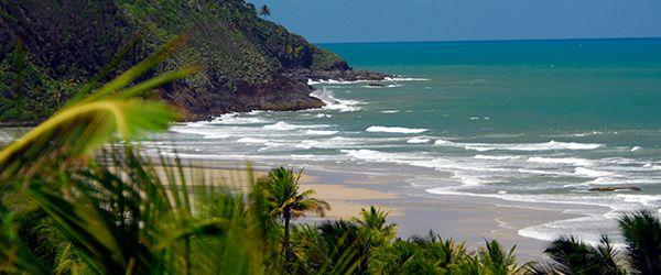 Guia de destinos Itacaré Bahia