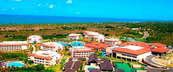 Melhores resorts all inclusive no nordeste: Grand Palladium Imbassaí