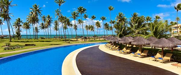 Melhores resorts all inclusive no nordeste Ibersotar Praia do Forte