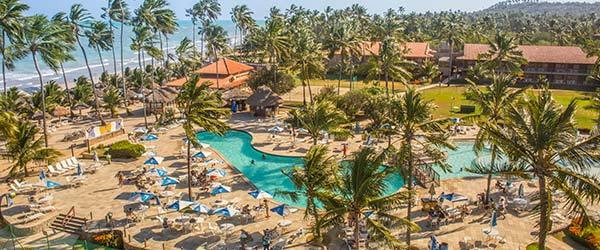 Melhores resorts all inclusive no nordeste: Salinas do Maragogi