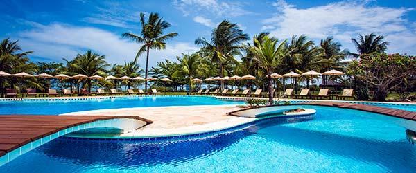 Melhores resorts para as férias de julho Costa Brasilis