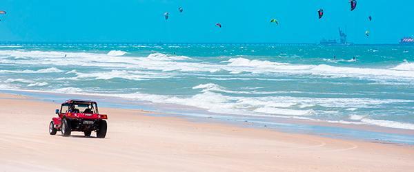 O que fazer na Praia do Cumbuco