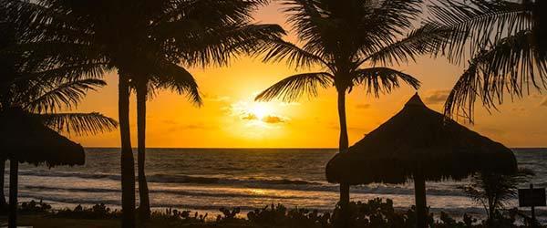Onde fica a Praia de Guarajuba