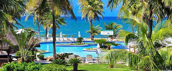 Onde se hospedar na Costa do Sauípe