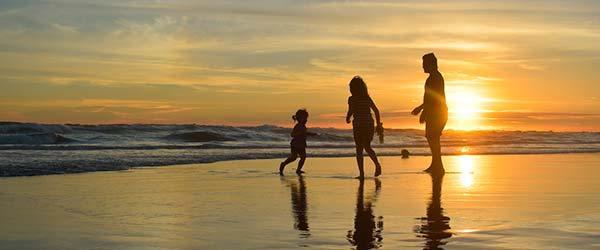 Os melhores lugares para viajar com a família