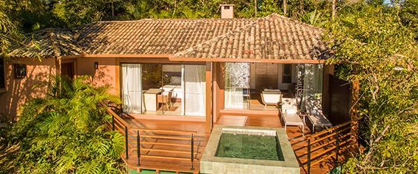 Acomodações Ponta dos Ganchos Exclusive Resort