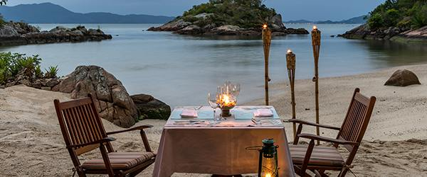 Ponta dos Ganchos Exclusive Resort Para Lua De Mel