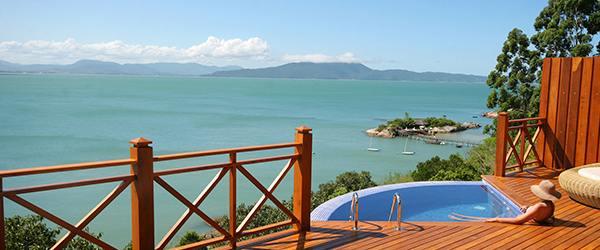 Ponta dos Ganchos Exclusive Resort Em Santa Catarina