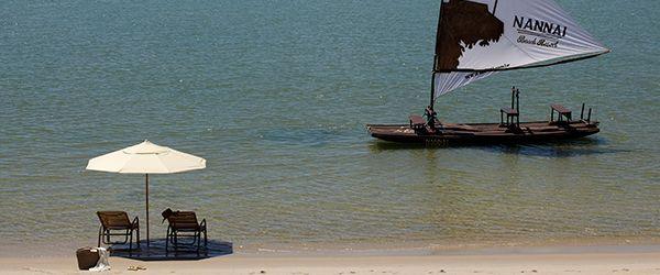 Praia de Muro Alto Roteiro de Resorts Nannai Resort & Spa