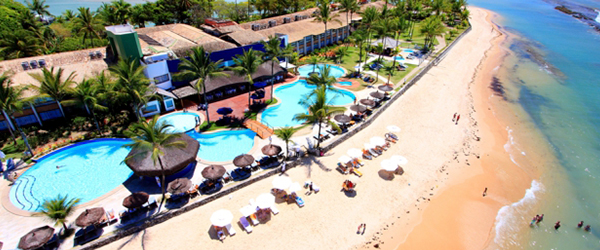Resorts para casais Arraial D'Ajuda Eco Resort
