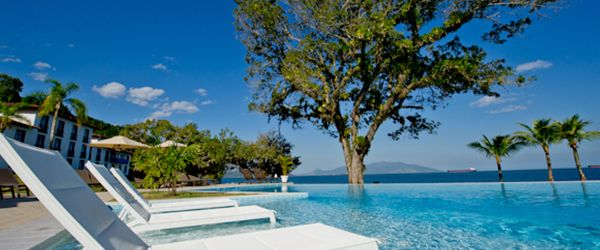 Resorts para casais Club Med RIo das Pedras