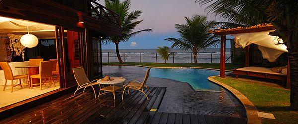 Roteiro de Resorts Nannai Resort & Spa Bangalôs Acomodações