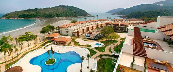 Resorts no Sudeste - Sofitel Guarujá Jequitimar