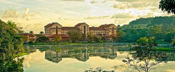 Resorts no Sudeste - Tauá Araxá