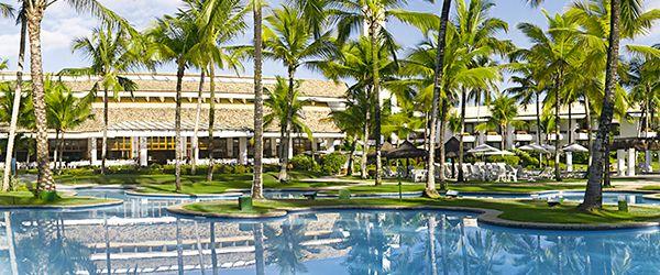 Novo resort all inclusive na Bahia Transamérica Comandatuba