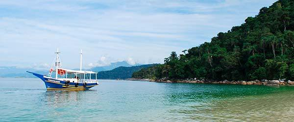 Melhores Lugares para viajar em família - Angra dos Reis Rio de Janeiro