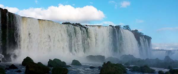 Lugares para viajar com a família - Foz do Iguaçu Paraná