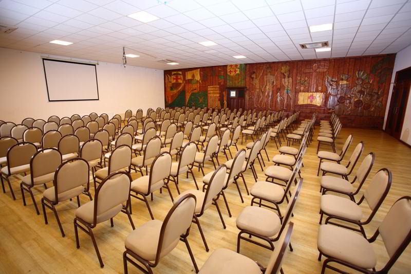 Ambientes para reuniões empresariais