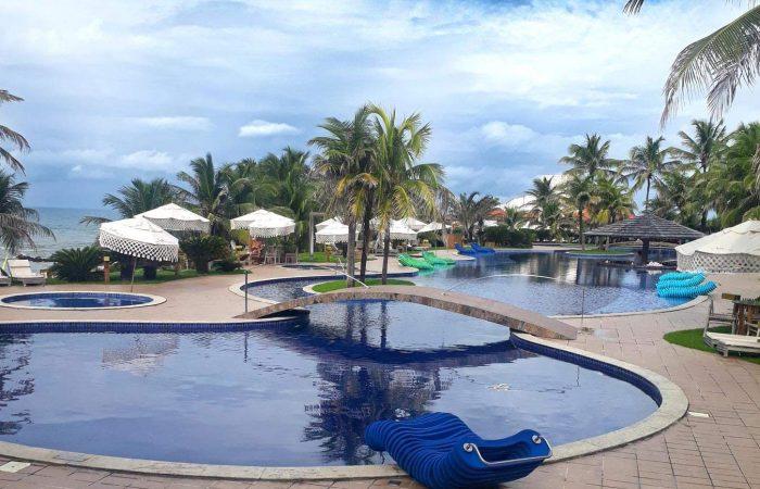 Carmel Charme piscina