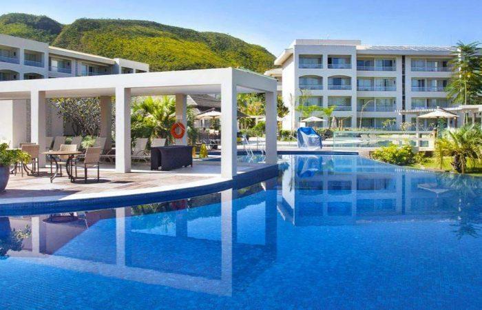 Piscina principal Rio Quente Cristal Resort