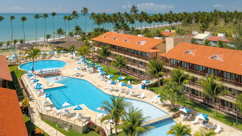 Salinas Maceió resort ideal para você e sua família