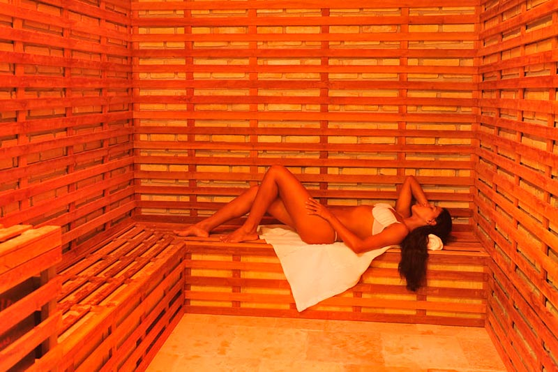 Sauna a seco