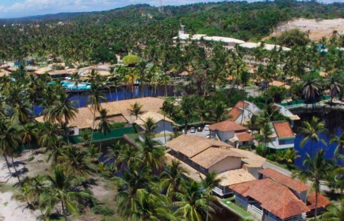 Tororomba Resort localização