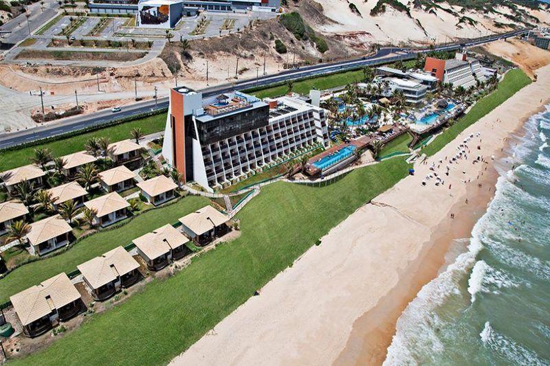 Vista aérea Ocean Palace