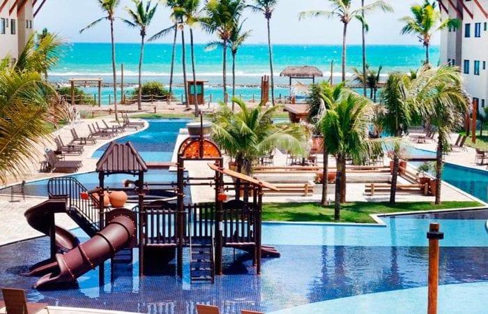 Samoa Beach Resort parte central