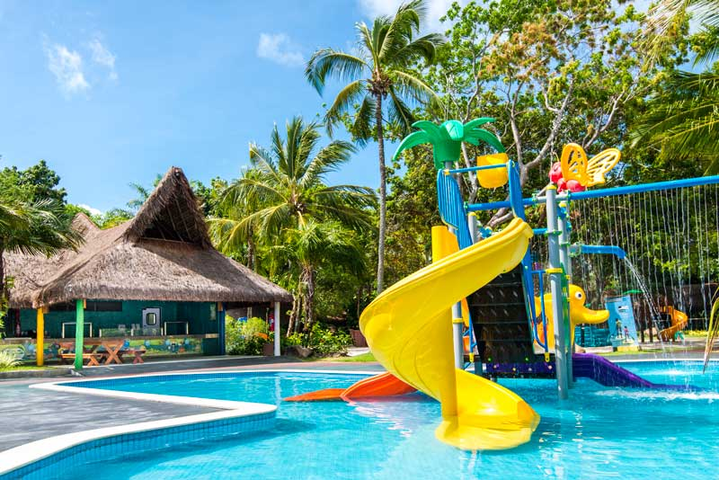 Playground para crianças Tivoli