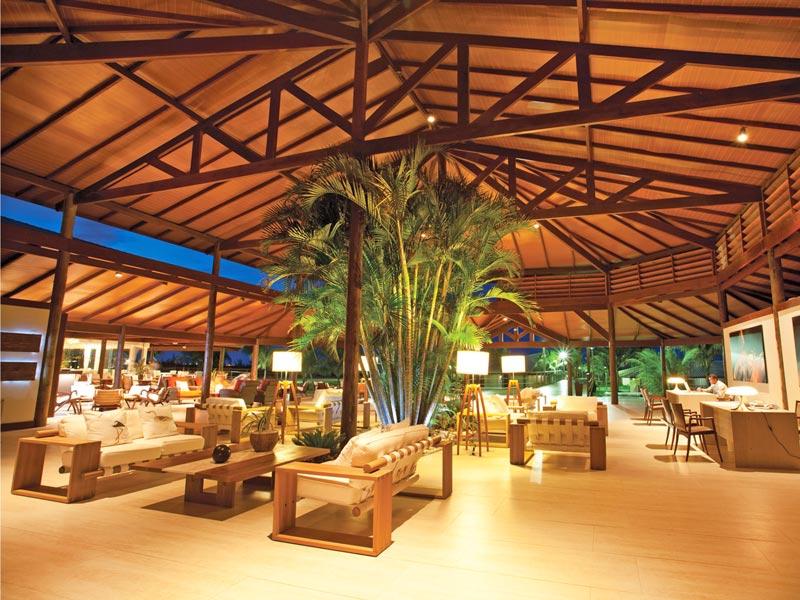 Lobby panoramica